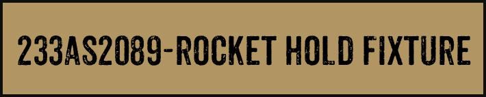 rocket-holding